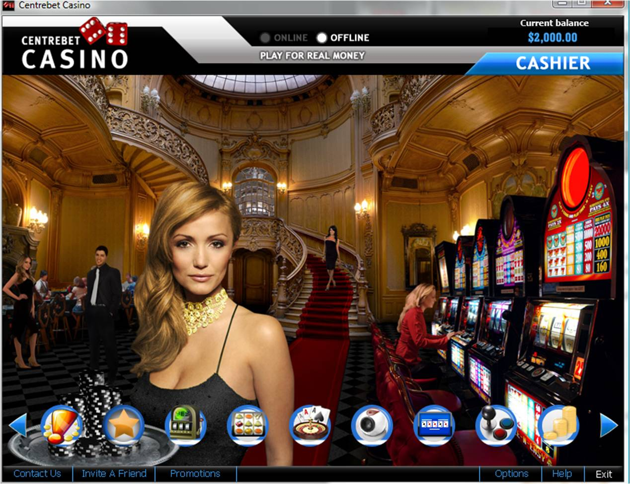 Centrebet casino best online casino website