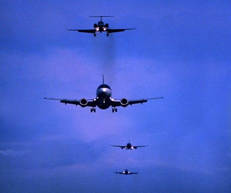 Report suggests change in sky control - IndustrialCareer