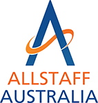 All Staff Australia Logo