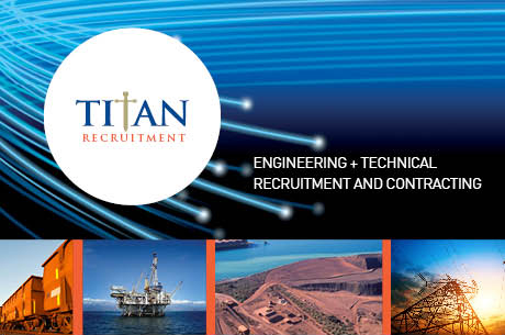 Titan Recruitment | Engineering + Techincal, Recruitment and Contracting