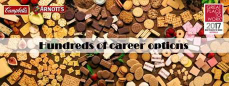 Hundreds of career options
