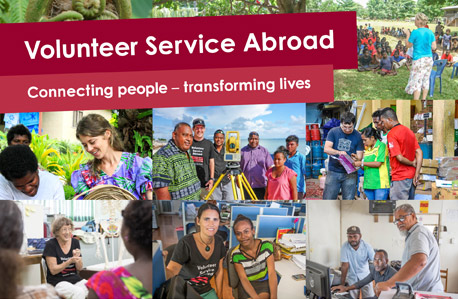 Volunteer Service Abroad | Connecting people - transforming lives