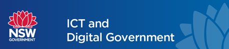 NSW Government | ICT and Digital Government
