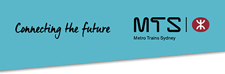 MTS - Metro Trains Sydney | Connecting the future